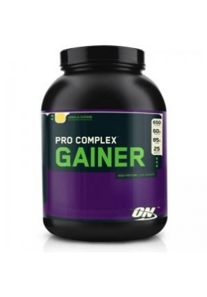 Pro Complex Gainer 2310 гр. 5lb (Optimum nutrition)