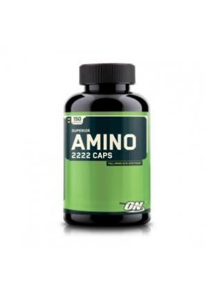 Superior Amino 2222 - 150 капс. (Optimum nutrition)