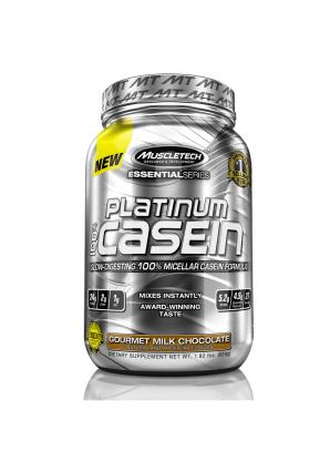 Platinum 100% Casein 824 гр 1.82lb (Muscletech)