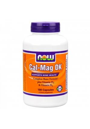 Cal-Mag DK 180 капс (NOW)