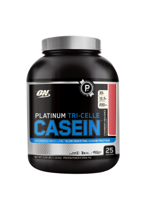 Platinum Tri-Celle Casein 1030 гр. 2.26lb (Optimum Nutrition)