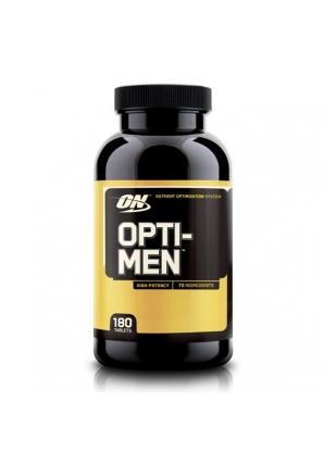 Opti-Men 180 табл. EU (Optimum nutrition)