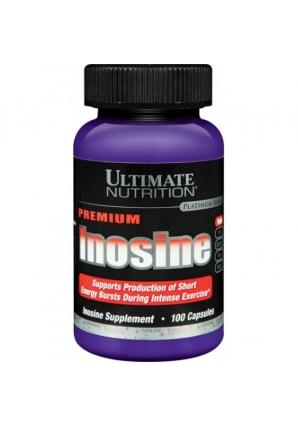 Premium Inosine 100 капс (Ultimate Nutrition)