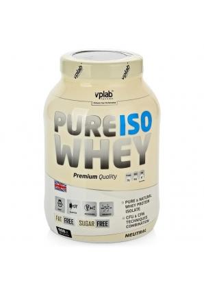 Pure Iso Whey 908 гр - 2 lb (VPLab)