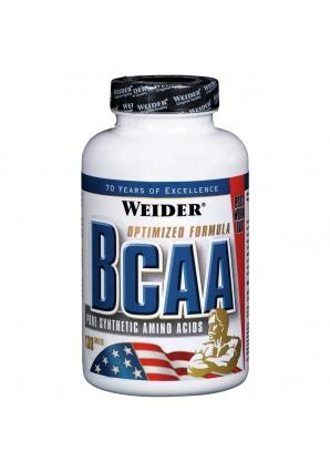 BCAA 130 табл (Weider)
