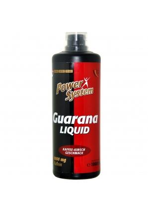 Guarana Liquid 8000 мг 1000 мл (Power System)