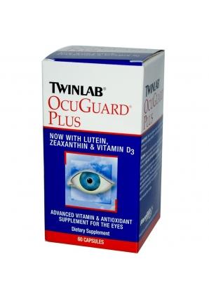Ocuguard plus 60 капс (TWINLAB)