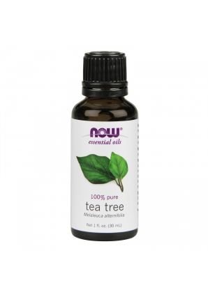 Tea Tree Oil 1 oz - 30 мл (NOW)