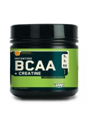 BCAA + Creatine 738 гр (Optimum nutrition)