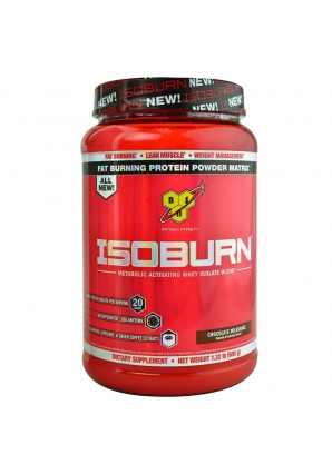 IsoBurn 1,32 lb - 600 гр (BSN)