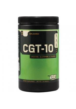 Creatine-Glutamine-Taurine CGT-10 450 гр (Optimum nutrition)