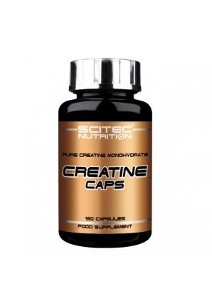 Creatine 120 капс (Scitec Nutrition)