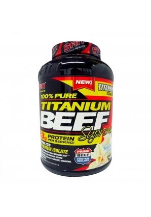 100% Pure Titanium Beef Supreme 1835 гр - 4lb (SAN)
