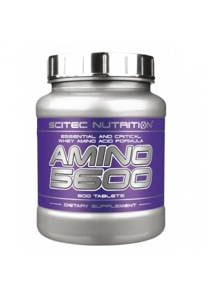 Amino 5600 500 табл (Scitec Nutrition)