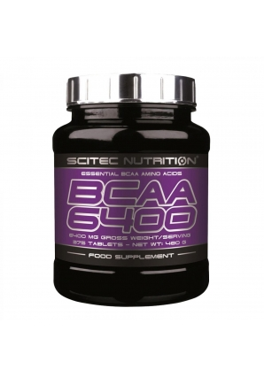 BCAA 6400 375 табл (Scitec Nutrition)