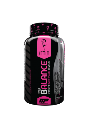 Fitmiss Balance 120 капс (MusclePharm)