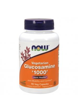 Glucosamine 1000 мг 90 капс (NOW)