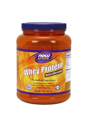Whey Protein 907 гр (NOW)