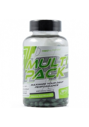MultiPack 240 капс (Trec Nutrition)