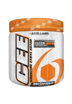 Creatine Ethyl Ester 240 капс (Axis Labs)