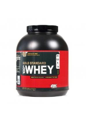 100% Whey Gold standard 2270 гр - 5lb EU (Optimum nutrition)