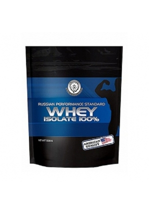 Isolate Whey Protein 500 гр (RPS)