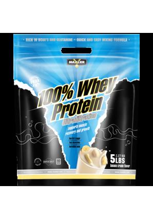 100% Ultrafiltration Whey Protein 2270 гр 5lb (Maxler)