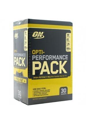 Opti-Performance Pack 30 пак (Optimum nutrition)