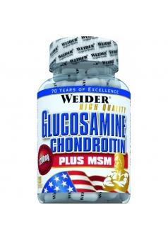 Glucosamine + Chondroitin plus MSM 120 капс (Weider)