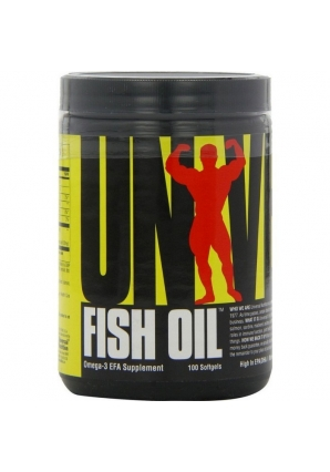 Fish Oil 100 капс (Universal Nutrition)