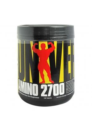Amino 2700 120 табл (Universal Nutrition)