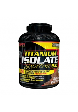 Titanium Isolate Supreme 5lb - 2254 гр (SAN)