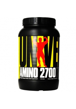 Amino 2700 700 табл (Universal Nutrition)