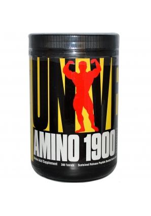 Amino 1900 - 300 табл. (Universal Nutrition)