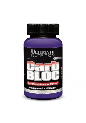 Carb Bloc 500 мг 90 капс (Ultimate Nutrition)