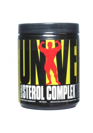 Natural Sterol Complex 180 табл (Universal Nutrition)