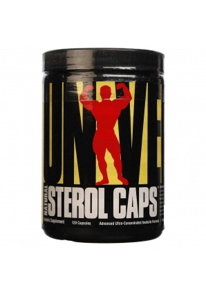 Natural Sterol Caps 120 капс (Universal Nutrition)