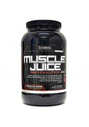 Muscle Juice Revolution 2600 2120 гр. - 4.69lb (Ultimate Nutrition)
