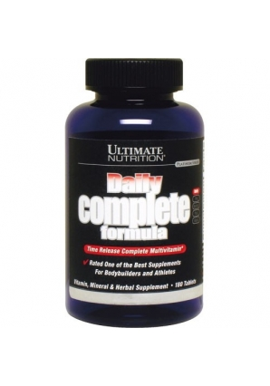 Daily complete formula 180 табл. (Ultimate Nutrition)