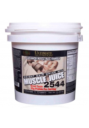 Muscle Juice 2544 - 4750 гр. 10.47lb (Ultimate Nutrition)