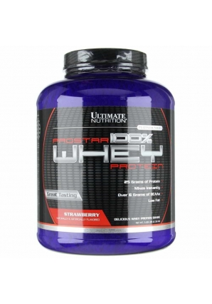 Prostar 100% Whey Protein 2390 гр. 5lb (Ultimate Nutrition)