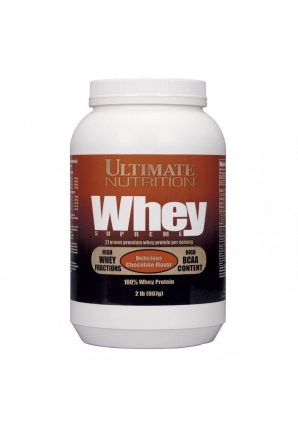 Whey Supreme 0,9 кг. 2lb (Ultimate Nutrition)