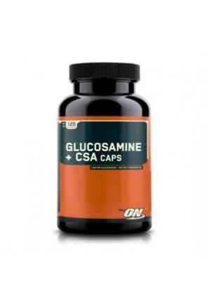Glucosamine + CSA 120 капс (Optimum nutrition)