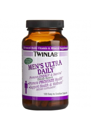 Men`s Ultra Multi Daily 120 капс. (Twinlab)