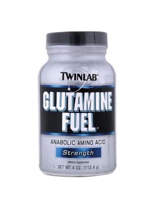 Glutamine fuel powder 113 гр (Twinlab)