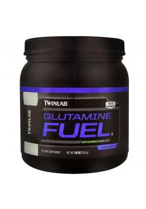 Glutamine fuel powder 510 гр (Twinlab)