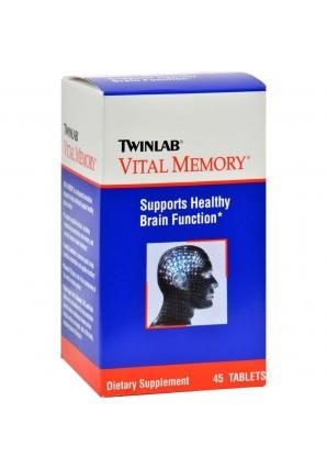 Vital Memory 45 табл (Twinlab)