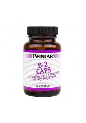 B-2 100 мг. 100 капс (Twinlab)