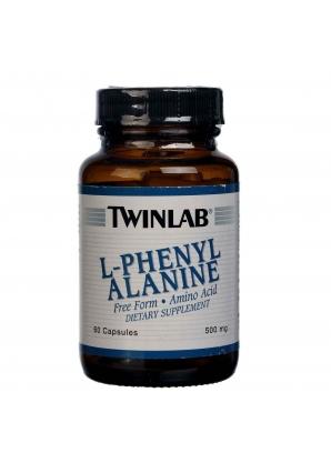 L-Phenylalanine 60 капс (Twinlab)