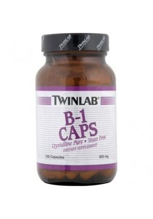 B-1 500 мг. 100 капс. (Twinlab)